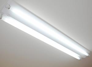オフィスのLED照明