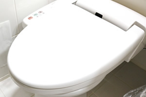浴室やトイレなどの水廻りの電気配線工事